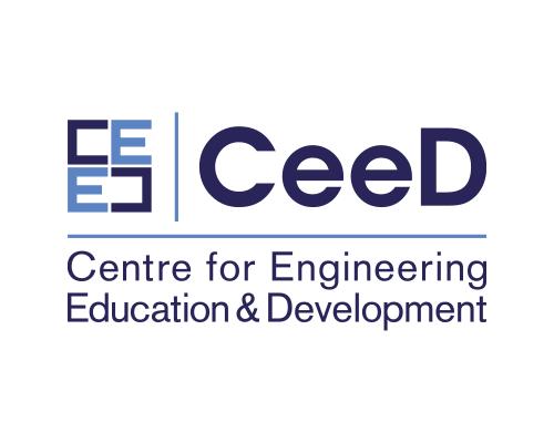 CeeD Centre for Engineering Education & Development logo