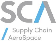 SCA logo displayed in navigation header