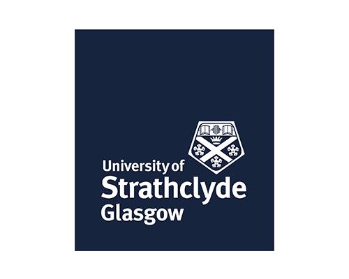 Strathclyde University Glasgow logo