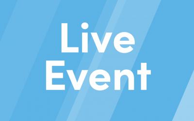 Live Event – Speakers, Stalls & Bacon Rolls!